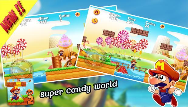 Super Candy World apk screenshot