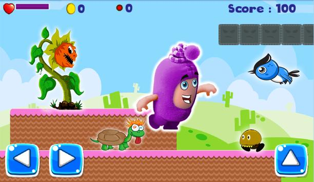 odbods adventure world apk screenshot