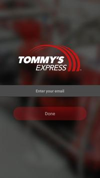 Tommy's Express poster