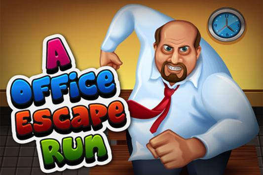 Office Escape Run poster