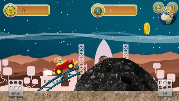 Super Lol Hill Car dolls Free screenshot 3