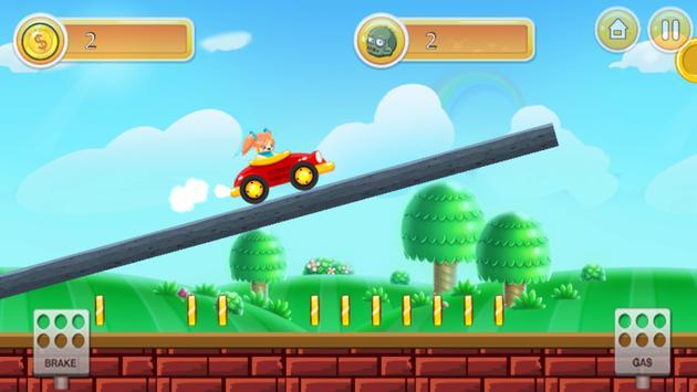 Super Lol Hill Car dolls Free screenshot 1
