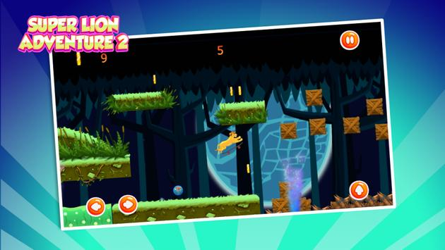 Super Lion Adventure 2 screenshot 2