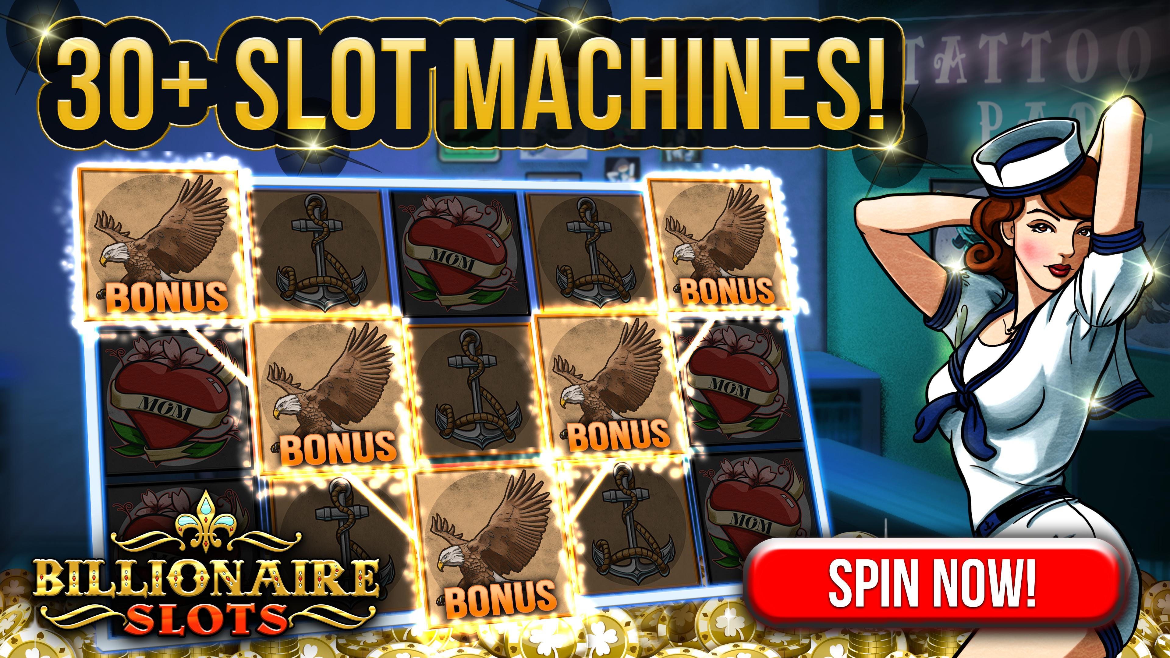Slots Billionaire Free Slots Casino Games Offline Apk 1 130