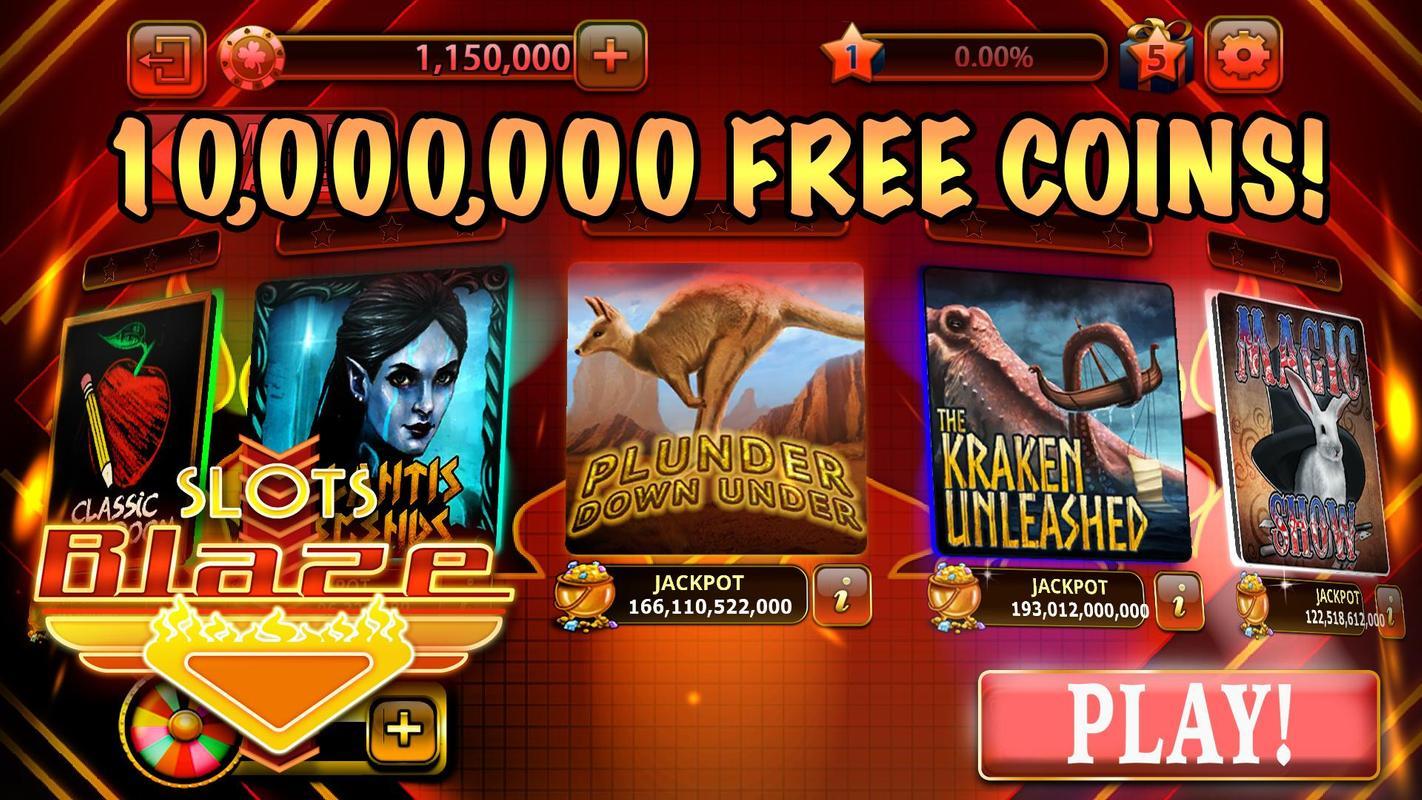 free casino slot games with bonus