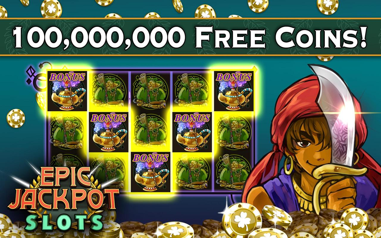 epic jackpot slots casino free slot games