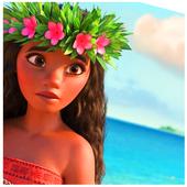 Super Princess Moa Run Game icon