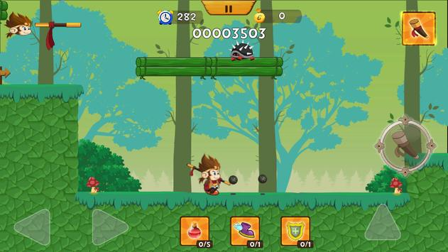 Super Monk Fights screenshot 4