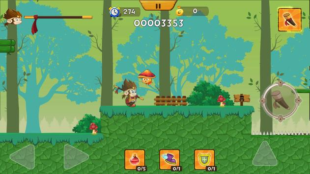 Super Monk Fights screenshot 1