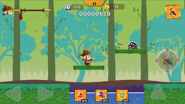 Super Monk Fights screenshot 3