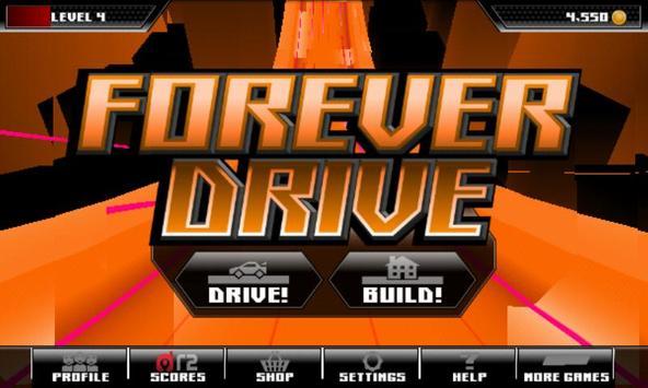 Forever Drive الملصق