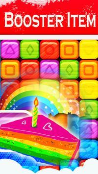 Fruit Cube Crush screenshot 2
