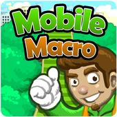 Mobile Macro icon