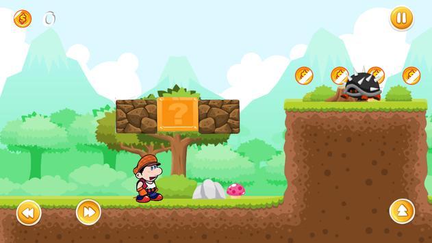 Super Gario World Christmas apk screenshot