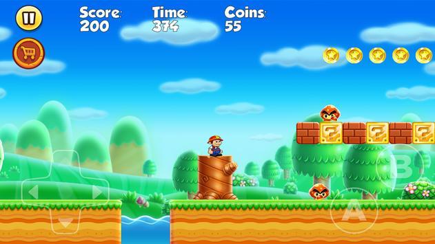 Castle World for Mario apk screenshot