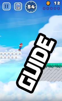 Guide New Super Mario Run 2017 poster