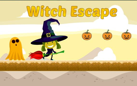 Witch Escape Adventure poster