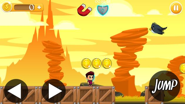 Super Maro Jungle Adventure apk screenshot