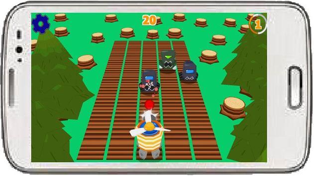 Super Foresh Defens screenshot 2