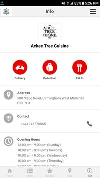 Ackee Tree Cuisine - Birmingham screenshot 2
