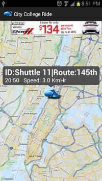 City College NYC Ride screenshot 3