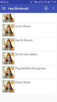 Hey Bholenath screenshot 4