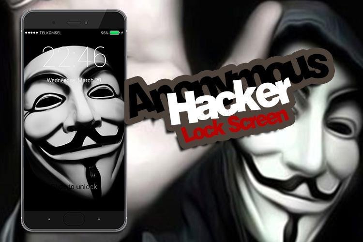 Anonymous Hacker Lock Screen For Android Apk Download