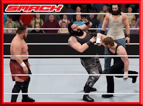 Guide for WWE 2K 17 apk screenshot