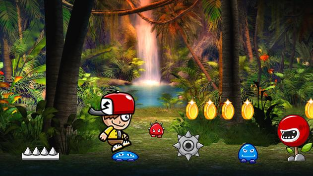 Super Nico Run in Jungle apk screenshot