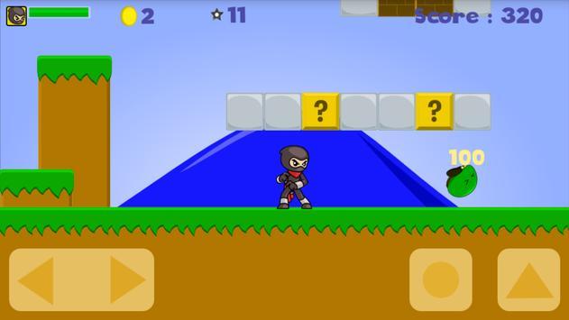 Super Ninja 2 screenshot 1
