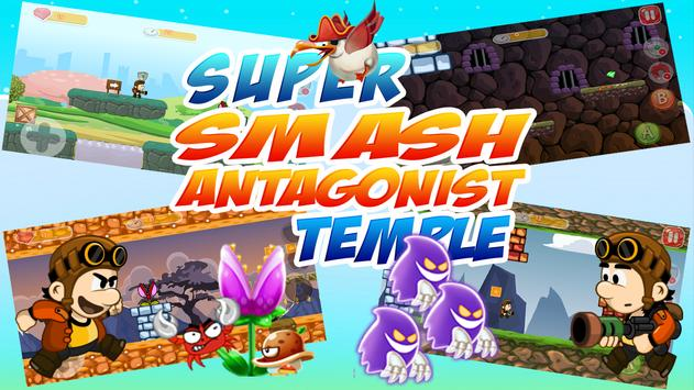 Super Smash Antagonist Temple apk screenshot