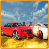 Extreme Destruction Derby 3D icon