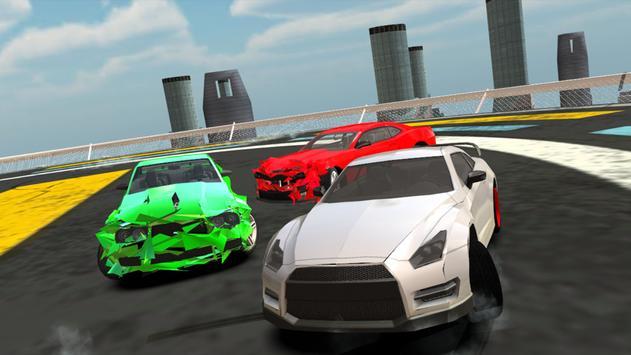 Extreme Destruction Derby 3D screenshot 3