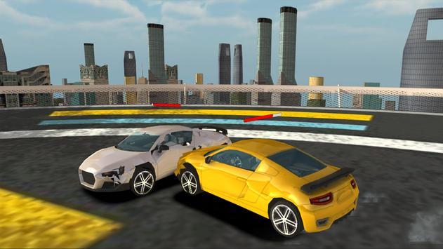 Extreme Destruction Derby 3D screenshot 11