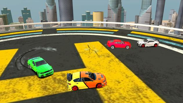 Extreme Destruction Derby 3D screenshot 1