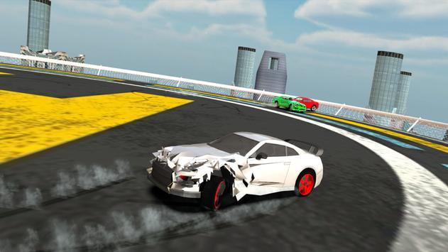 Extreme Destruction Derby 3D screenshot 4
