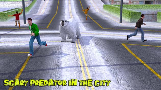 Polar Bear Revenge 3D apk screenshot