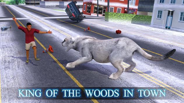 Polar Lion Sim poster
