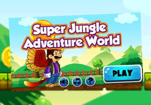 Super Jungle World Smash poster