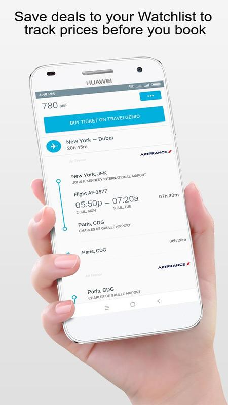 Skypartners cheap flight tickets – Flight Search for Android - APK
