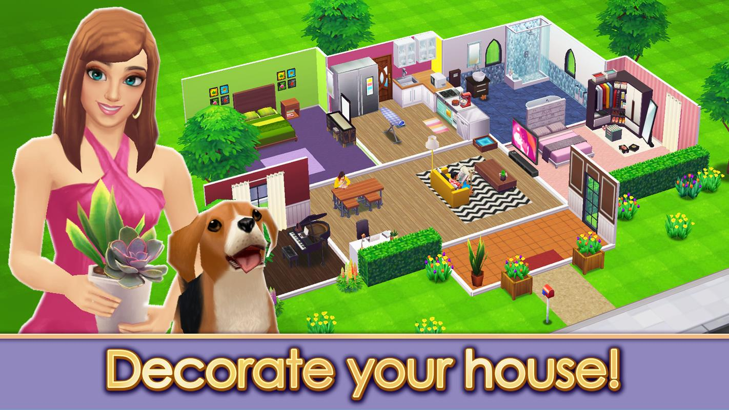 Home Street Home Design Game Apk Download Free Simulation Game For Android