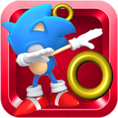 Sonic speed : BOOM runners game icon