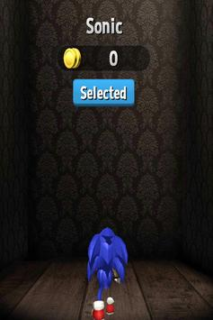 Sonic speed : BOOM runners game screenshot 5