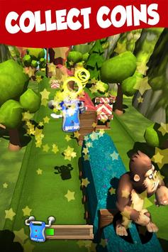 Sonic speed : BOOM runners game screenshot 3