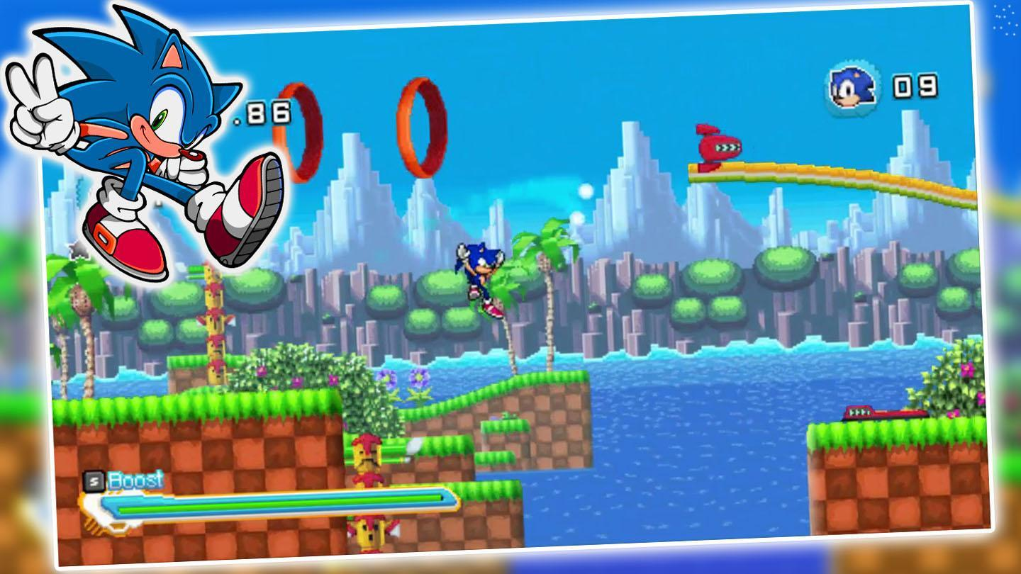 Sonic Games Free Download
