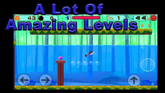 Sonic jungle dash adventures world screenshot 1