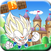 Super Saiyan Battle Goku Dragon icon