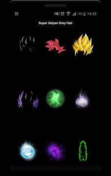 Ultimate Super Saiyan Photo apk screenshot