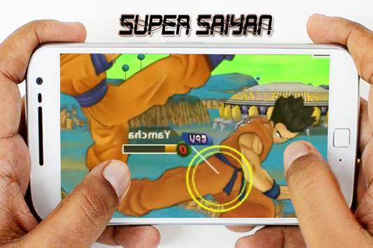 Super Saiyan Vegeta Xenoverse apk screenshot