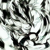 Best Super Saiyan 3 Wallpaper icon